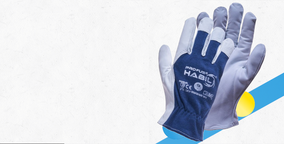 Rękawice HABIL