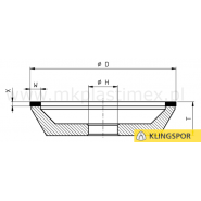 Klingspor 12A2
