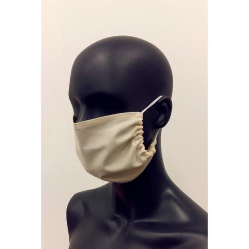 Odzież BHP do ochrony twarzy bawełniana z zakładkami