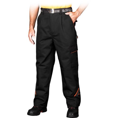 Spodnie robocze do pasa PRO-T BPS
