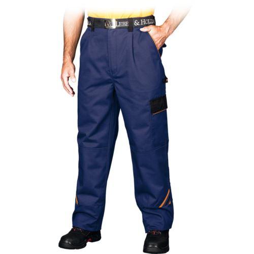 Spodnie robocze do pasa PRO-T NBP