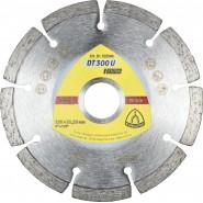 Tarcza diamentowa do cięcia Klingspor DT 300 U Extra
