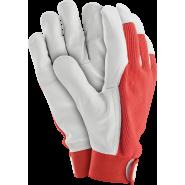 Rękawice ochronne wykonane z wysokiej jakości skóry koziej RLTOPER-REVEL CW