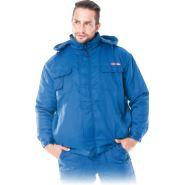 Kurtka zimowa Master do pasa w kolorze niebieskim REIS KMO-PLUS N