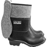 Buty filcowe z tworzywa EVA z dodatkowym wkładem filcowym LEMIGO BLFILCAK B