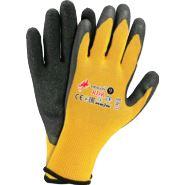 Rękawice ochronne wykonane z dzianiny, powlekane REIS RDR BY