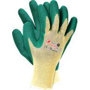 Rękawice ochronne wykonane z dzianiny, powlekane REIS RDR YZ