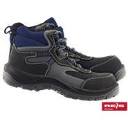 Buty bezpieczne wykonane z połączenia skóry nubuk i bawolej REIS BRCMAXREIS