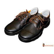 Buty zawodowe wykonane z podwójnego poliuretanu oraz skóry bydlęcej RÓWNOŚĆ BRCZ-O390